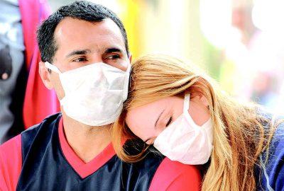 На смену сезонному вирусу в России идёт грипп В