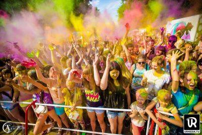 В Кемерове пройдёт серия фестивалей красок ILIKEHOLI
