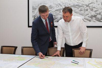 Администрация Кемерова опубликовала схемы ремонта дворов в 2017 году