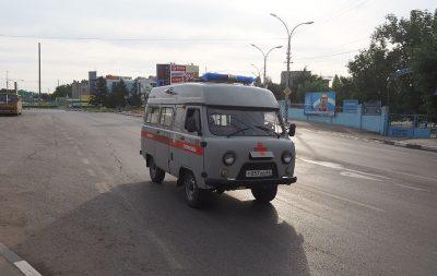 В Прокопьевске 77-летний водитель устроил смертельное ДТП из-за плохого самочувствия