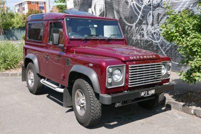 Land Rover создаст новую модель Defender, рассчитанную на молодых водителей