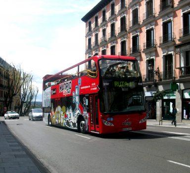 В Мадриде власти запретили мужчинам раздвигать ноги в общественном транспорте