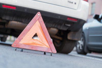 В Кемерове под колёса авто попали два ребёнка