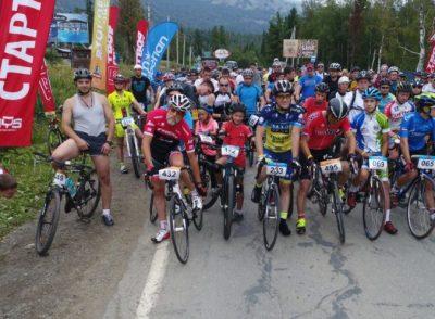 В Шерегеше организаторы велофестиваля «Второе дыхание» назвали победителей среди детей