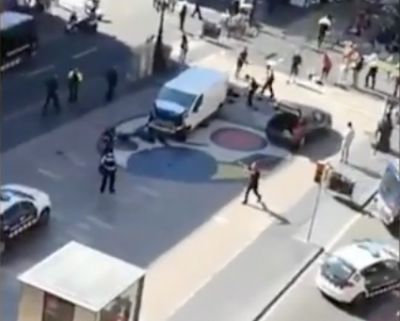 Ростуризм: при теракте в Барселоне пострадала гражданка РФ