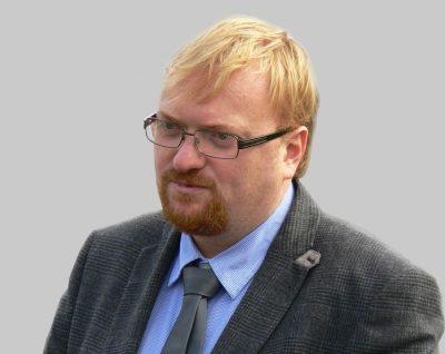 Милонов попросил Кремль временно не финансировать культуру в России