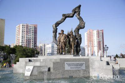 В Кемерове фонтаны закроют на зиму позже, чем в Новокузнецке