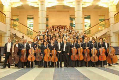Губернаторский симфонический оркестр Кузбасса даст гастроли в Китае