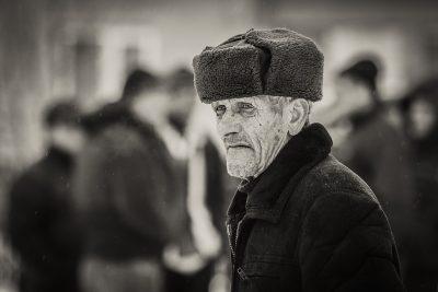 За год в России увеличилось число долгожителей