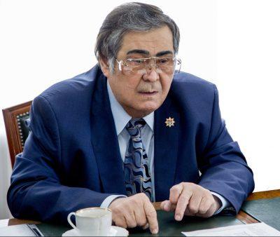 Аман Тулеев обратился в прокуратуру с просьбой наказать виновных в задержке зарплаты в УК «Заречная»