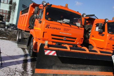 Покупка новой снегоуборочной техники для Кемерова обошлась в 300 млн рублей