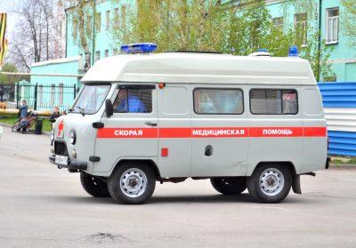 В Кузбассе в ДТП травмировались два малолетних ребёнка