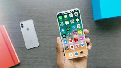 Стоимость iPhone 8 упала ниже стартовой цены