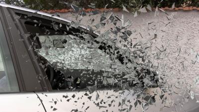 На кузбасской трассе водитель Lexus спровоцировал ДТП, три человека погибли