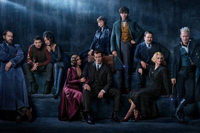 Фото: Новая часть «Фантастических тварей» и Джуд Лоу в роли Дамблдора