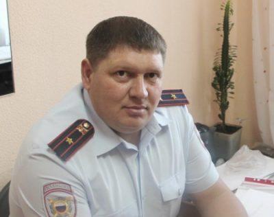 Полицейский из Кузбасса борется за звание «Народного участкового» страны