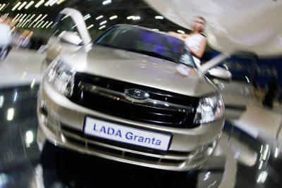 Автомобилем «Lada» можно будет управлять через смартфон
