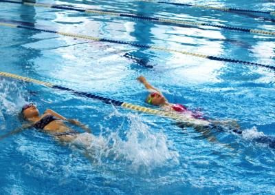 Кемерово получил президентский грант на развитие детского плавания