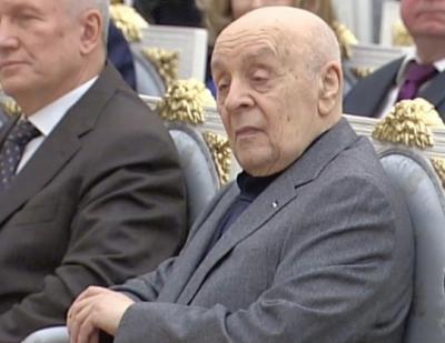 В Москве умер народный артист СССР Леонид Броневой