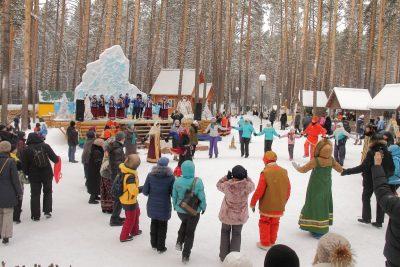 Святочные забавы в «Томской писанице»: кузбассовцев зовут на гадание и хороводы