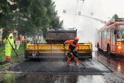 В 2018 году в Кемерове отремонтируют Кузнецкий мост, Логовое шоссе и Кузнецкий проспект