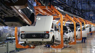 Lada может вытеснить Honda и Volkswagen на китайском авторынке