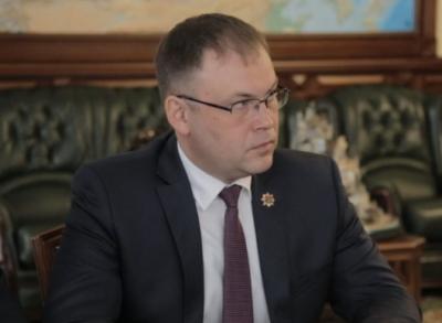 Илья Середюк поздравил кемеровчанок с Международным женским днём