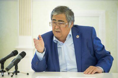 Аман Тулеев обратился в прокуратуру Кузбасса по вопросу защиты чести и достоинства