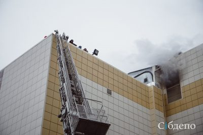 В Кемерове к сносу здания «Зимней вишни» приступят после 40 дней с момента трагедии