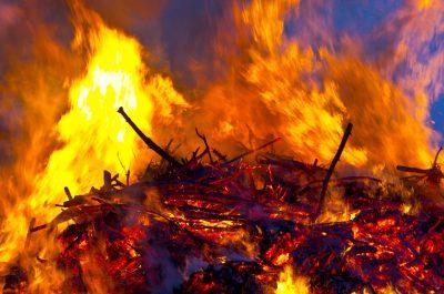Синоптики рассказали, в каких районах Кузбасса ожидается высокая пожароопасность