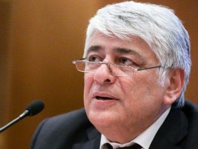 Глава комиссии Госдумы по этике Отари Аршба поздравил Амана Тулеева с днём рождения