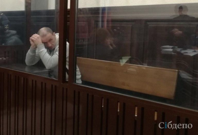 Обвиняемый по делу о пожаре в «Зимней вишне» пожарный обжаловал продление ареста