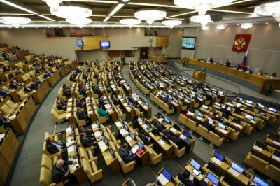 Комитет Госдумы РФ рекомендовал принять во втором чтении законопроект о повышении НДС до 20%
