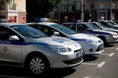 Правительство России утвердило новые цвета для полицейских автомобилей