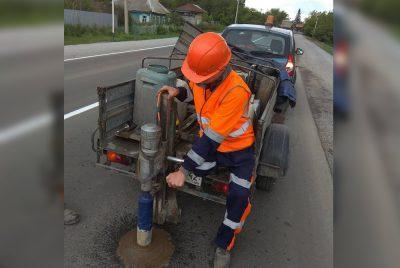 В Кемерове специальная комиссия проверила отремонтированные участки дорог