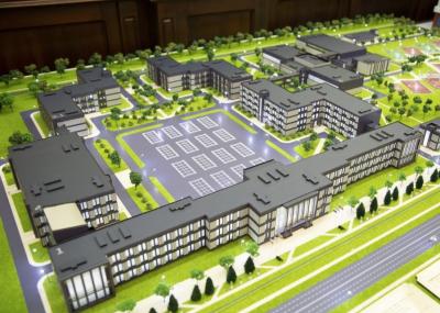 Строительство президентского кадетского училища в Кемерове может обойтись в 6,5 млрд рублей