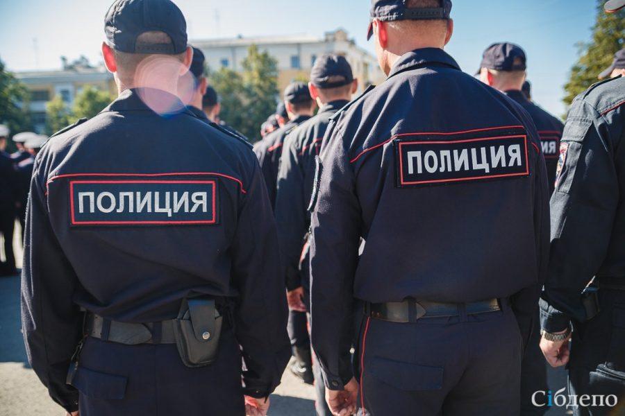 На улицы Кузбасса в День шахтера выйдет целая армия полицейских