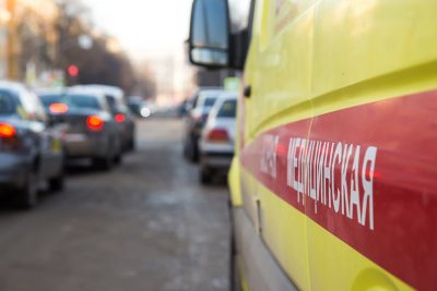 «Отлетел на пару метров»: ВАЗ сбил кузбасского школьника, момент ДТП сняли на видео
