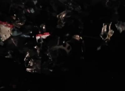 «Груда металла»: на кузбасской трассе девушка за рулём спровоцировала смертельное ДТП