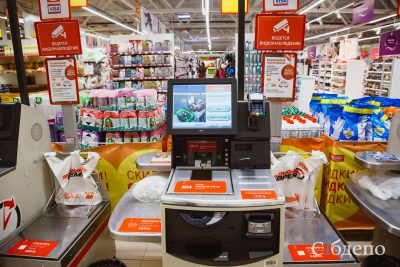 В Кемерове супермаркет крупной торговой сети получил 100-тысячный штраф