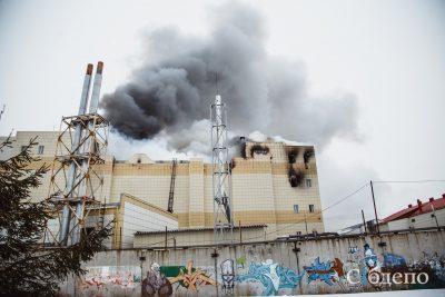 Срок расследования пожара в «Зимней вишне» продлили