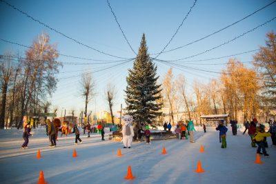 Ледовое шоу и подарки: в кемеровском «Парке чудес» пройдёт открытие зимнего сезона