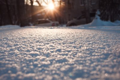 В Кузбассе похолодало до -43°С