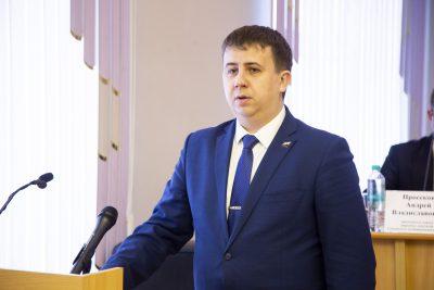 У Гурьевского района Кузбасса появился новый глава