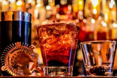 Кемеровский бар торговал алкоголем без лицензии