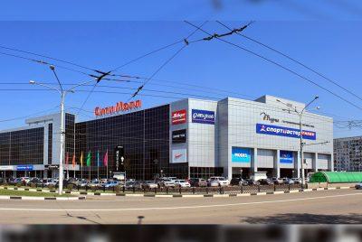 В Новокузнецке экстренно эвакуировали крупный ТРЦ
