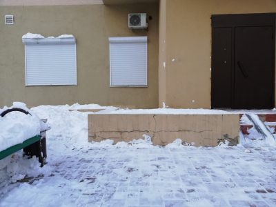«Невозможно жить»: кемеровская УК годами не устраняет аварийную ситуацию