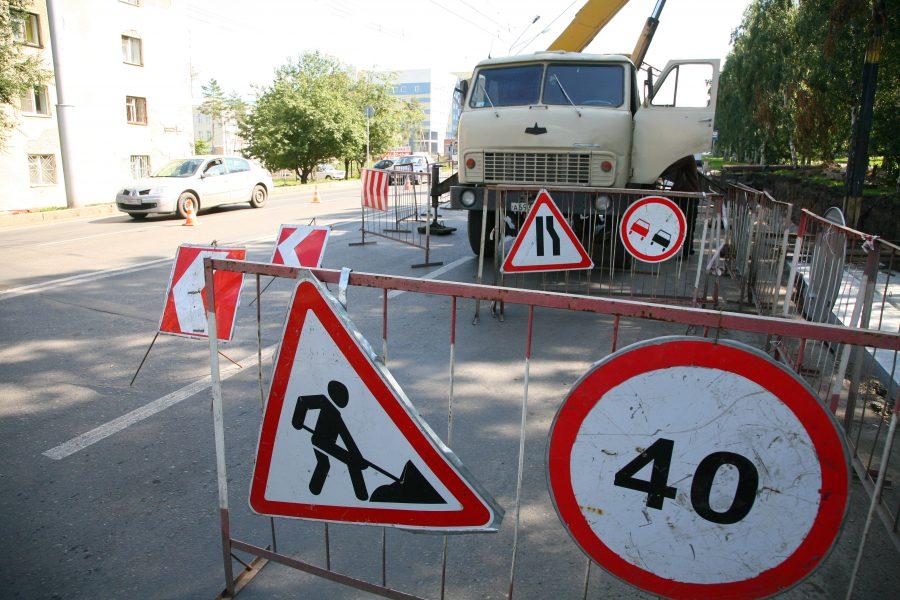 Стало известно, когда начнётся гарантийный ремонт дорог в Кемерове