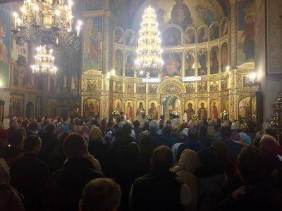 Фото, видео: власти поздравили кузбассовцев с праздником Пасхи