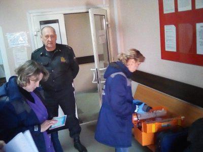 Кузбассовец чуть не погиб в суде